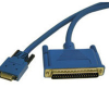 10ft Cisco®-Compatible DTE 26-pin DB37M Smart Serial Cable -- 2309-28809-010 - Image