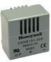 CSN Series closed loop linear current sensor, measures ac, dc or impulse current, 25 AT nominal, ±43 AT range, high temperature, potted, 1000 turns -- CSNE151-002 -Image