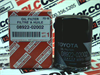TOYOTA 08922-02002 ( OIL FILTER ) -Image