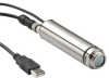 Compact Non-Contact Infrared Temperature Transmitter -- OS151-USB - Image
