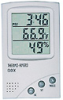 DTH800 - Digital Termperature and Humidity Monitor with Clock and Alarm -- GO-37803-77