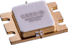 500-W, 2700 to 3100-MHz, 50-Ohm Input/Output-Matched GaN HEMT for S-Band Radar Systems -- CGHV31500F -Image