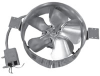 Lomanco Gable Mounted Attic Fan -- 1800