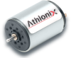 24DCT Athlonix - Graphite Brush DC Motor -- 24DCT 32G2 213E 2 -Image