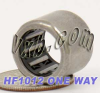 HF1012 One Way Needle Bearing/Clutch 10x14x12 -- Kit7645