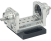Adjustable Fiber-to-Fiber Coupler, 600 - 1050 nm, SMA -- FBP-B-SMA