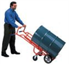 Easy to Maneuver Drum Truck with Swivel Casters -- 15BTC