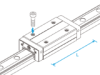 Linear Motion Guide NR and NRS -- NRS100LR-Image