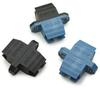 Plastic Optical Duplex Bulkhead Connector - Suitable For Duplex Connector AFBR-452xZ -- AFBR-4536BZ