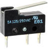 Snap Action, Limit Switches -- CH105-ND -Image