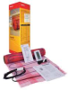 Floor-Warming Kit,Heating Area 10 Sq Ft -- QUICKNET-10-1