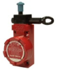 MICRO SWITCH CLSX Series Explosion-proof Cable Pull Safety Switch, 1NC/1NO Direct Opening, Slow Action, Explosion-proof, 1/2 NPT, Silver Contacts -- CLSXB4T - Image