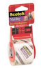 3M Scotch 141 Clear Box Sealing Kit - 1.88 in Width x 800 in Length - 2.6 mil Thick - 57203 -- 051131-57203 - Image