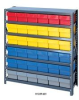 Euro Drawer Shelving Systems -- H1275-501-GY -Image