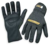 Heat Resist Gloves,Black, S,Kevlar,PR -- 1PHF7