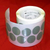 3M(TM) Trizact(TM) Finesse-it(TM) Film Disc Roll 466LA, 3 in x NH x 250 in Die# 300V A5 Micron, 4 per case -- 051111-54589