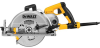 "7-1/4"" (184mm) Worm Drive Circular Saw w/ Twistlock Plug -- DWS535T"
