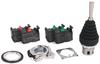 22mm Toggle Switch 800F PB -- 800FM-JR4MX20 -Image