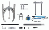 OTC 1688 17-1/2 Ton Hydraulic Puller Set -- OTC1688