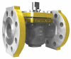 HF Alkylation Plug Valves