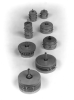 Wirewound Rotary Potentiometers -- WWRP