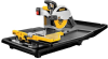"10"" Wet Tile Saw -- D24000"