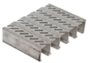 ADA Aluminum Plank -- Diagonal Punched