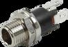 2.0 mm Center Pin Dc Power Connectors -- PJ-065A - Image
