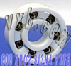 608 Full Ceramic Skate Bearing ZrO2/Si3N4 8x22x7 -- Kit7825