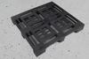 Multi-Use 6-Runner Plastic Pallets -- GS.4840.6R0