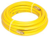 Hose,Air,1/2 In IDx1/2 NPT,25 Ft,Yellow -- 4XR55
