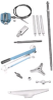 OTC 1202 17-1/2 Ton Hydraulic Sleeve Puller Set -- OTC1202