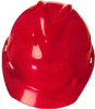 MSA V-Gard Hard Hat W/ 4 Point Fas-Trac Suspension -- MSA