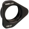 Post Mounted Removable Kinematic Lens Mount - Front Plate -- KB1F