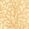 Coral Jacquard Chenille Fabric -- R-Caledonia -- View Larger Image