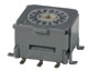 8mm Process Sealed SMT DIP Rotary Switches -- ND3-Series