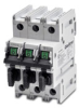 DISCONNECT SWITCH, FUSIBLE, 3P, MIDGET CLASS, 240 VAC, 30A, UL 508, DIN RAIL -- CFS-3PM30