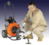 The Metro Root Cutter - Professional Drain Cleaner