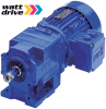 Inline Helical Gearmotors & Speed Reducers -- WATT Drive