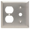 Standard Wall Plate -- SS128 - Image