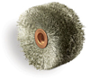 Replacement Roto Brush (Without Holder), Stainless Steel Bristles -- A2440-3 -Image
