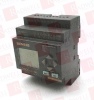 SIEMENS 6ED1052-1MD00-0BA6 ( LOGO 12/24RC, 8DI(4AI)/4DO, 200 BLOCKS ) -Image