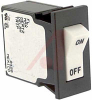 Circuit Breaker;Hyd/Mag;Rocker;Cur-Rtg 15A;Snap-In Front Panel;1 Pole -- 70131643