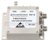 50 MHz Phase Locked Crystal Oscillator, 10 MHz External Ref., Phase Noise -155 dBc/Hz and SMA -- FMXP5002 -Image