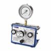 QTVC volume controller, 1000 PSI analog gauge, 6ft, 3ft hoses, (2) 1/4†MNPT process conn. -- QTVC-1KPSIG-M