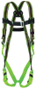 DuraFlex Stretchable Harness - Mating buckle leg, pull-free lanyard rings > UOM - Each -- E650/UGN -- View Larger Image
