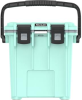 Pelican 20 Qt Elite Cooler - Seafoam with Gray Trim   SPECIAL PRICE IN CART -- PEL-20Q-1-SEAFOAMGRY -Image