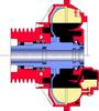 Fluid Coupling -- 650 TVRI