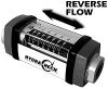 Inline Flow Meter for Petroleum Fluids (Reverse Flow Capable)