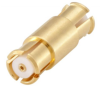 Coaxial Connectors (RF) - Adapters -- 1868-1099-ND -- View Larger Image